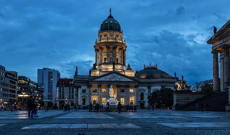 Berlin, Germany Halal Holidays