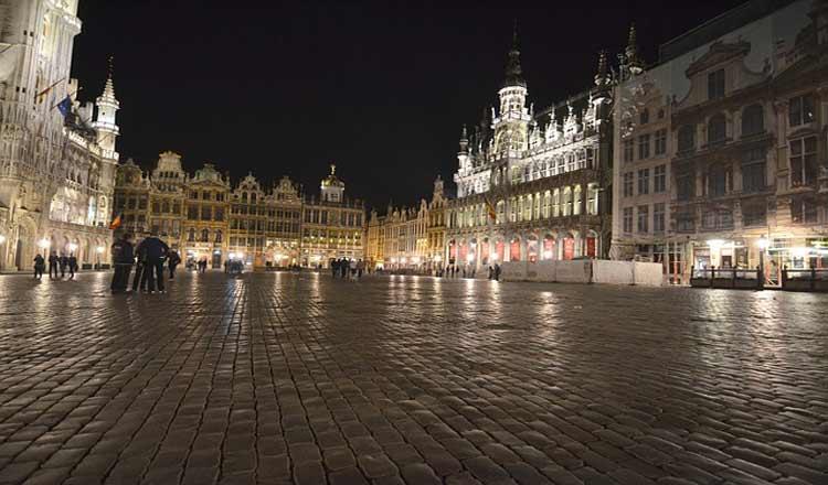 Brussels, Belgium Halal Holidays