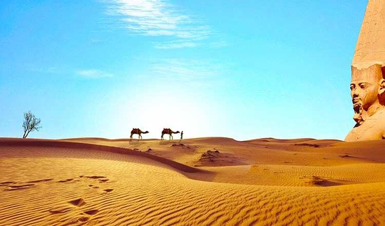 Egypt Halal Holiday Destination