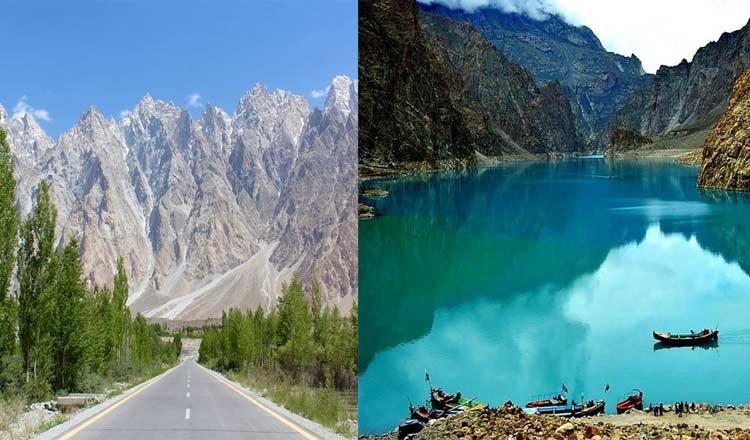 Hunza-Tourist-Places