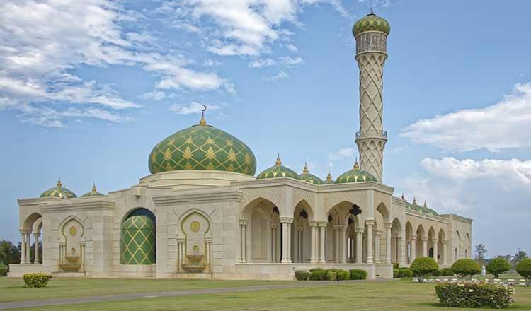 Oman Halal Holiday Destination