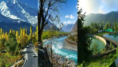 Places To Spend Vacations in Pakistan