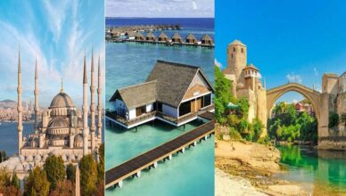 Top halal Holiday destinations for 2021