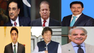 RICHEST PAKISTANI POLITICIANS BY NET WORTH