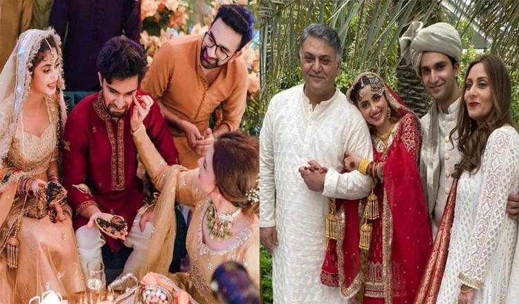 sajal-ali-and-ahad-raza-mir-wedding