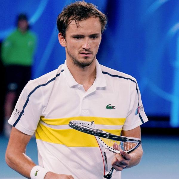 Daniil-Medvedev Best Tennis Player
