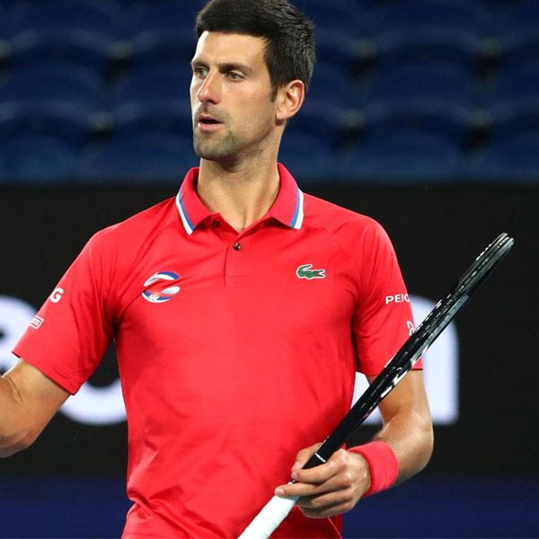 Novak-Djokovic Best Tennis Player