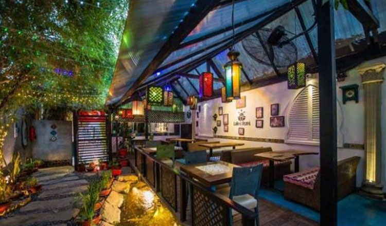 Lale-i-Rumi Resturant Karachi