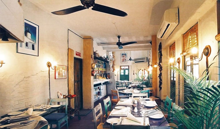 Okra Resturant Karachi