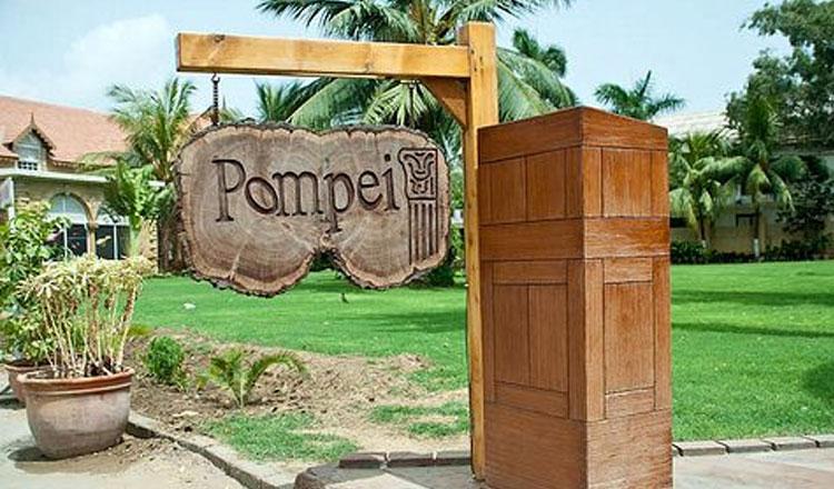 Pompei Resturant Karachi