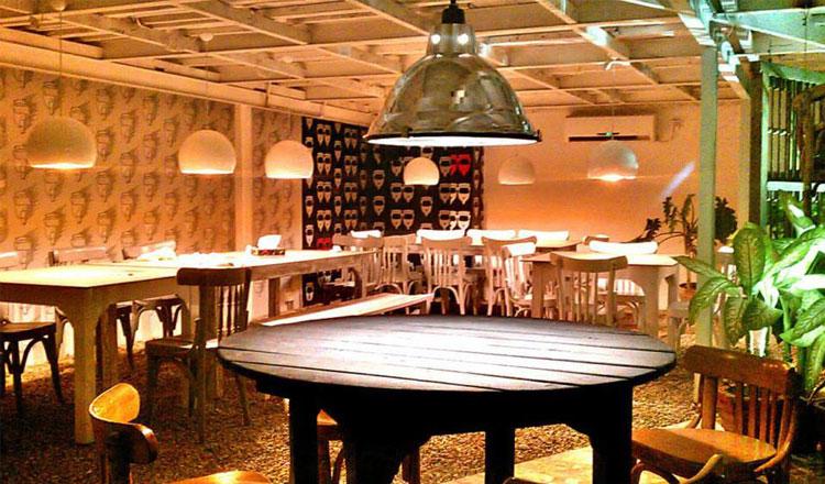 The East End Resturant Karachi