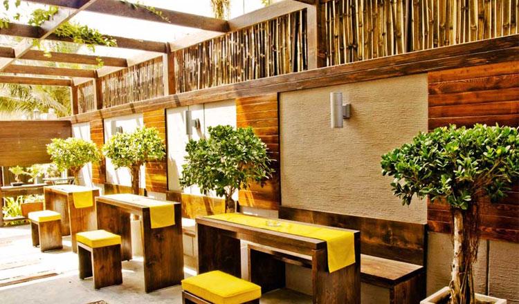 The Patio Resturant Karachi