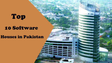 Top 10 Software Houses in Pakistan