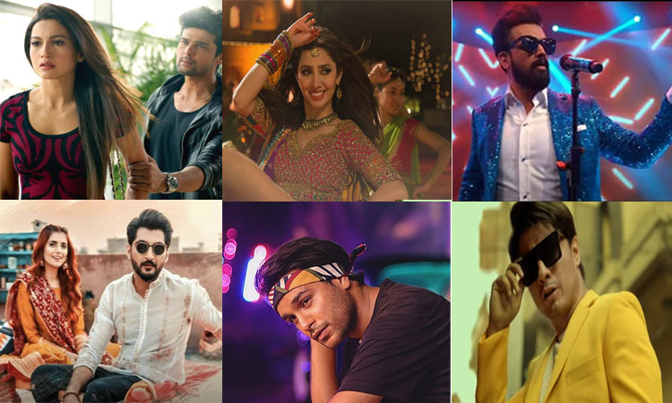Top 9 Most viewed Pakistani Singer Videos on YouTube